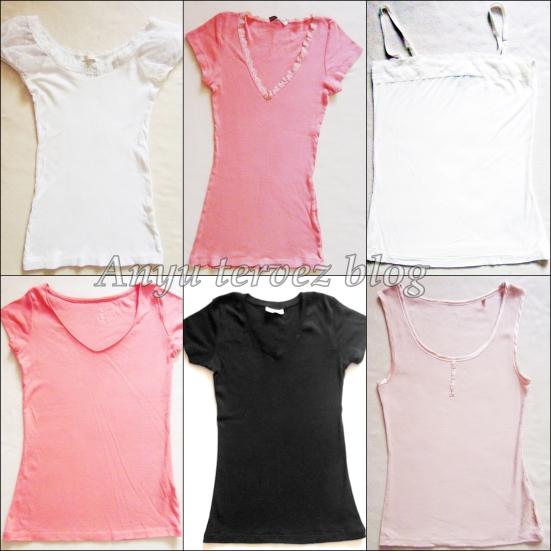 1. Pólók